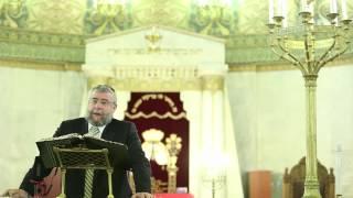 По-еврейски: исповедоваться и не умереть... Урок р. П. Гольдшмидта (9.11.14)