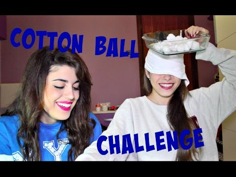 COTTON BALL CHALLENGE | Double C Blog