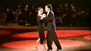 Pablo Veron y Teresa Cunha - Tanguera