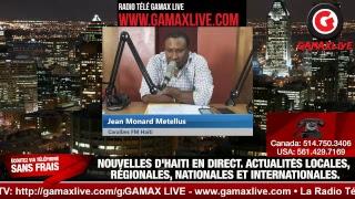 (Gamax Live) • 17 NOVEMBRE  2018 • RAMASE • CARAIBES FM HAITI • LIVE •