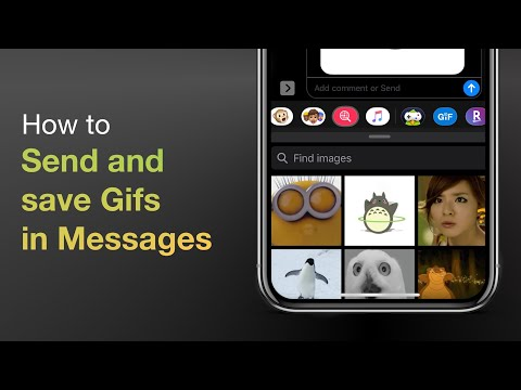 How to save gifs from google.