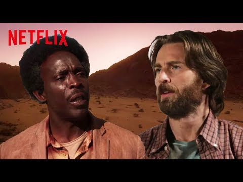 Inspired By A True Story | The Red Sea Diving Resort | Netflix