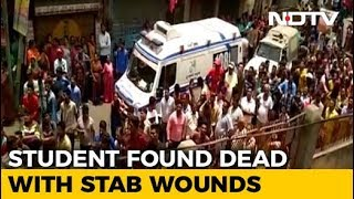 Class 9 Student Stabbed To Death In School Washroom At Gujarat's Vadodara