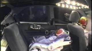 Honda Civic 96-00 Crash Test