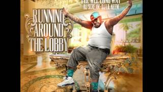 "PeeWee Longway - ""Ion Give A Damn"" (Running Round The Lobby)"