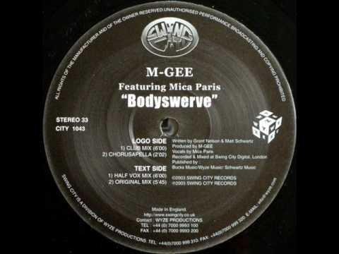 M-Gee- Bodyswerve (2006)