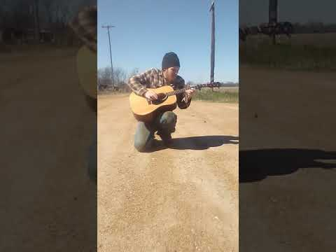 Crossroad Blues By Robert Johnson Played At Crossroads Near Dockery Farms Performed By Calebjaywilso