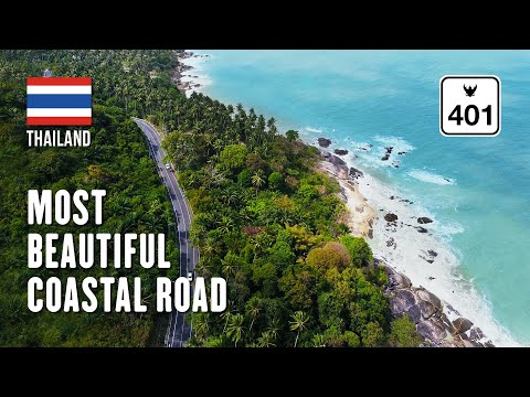 We Begin our Road Trip in Southern Thailand 2021 - Unseen Thailand Vlog#31