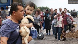 Що змінилось у житті переселенців з Донбасу за три роки