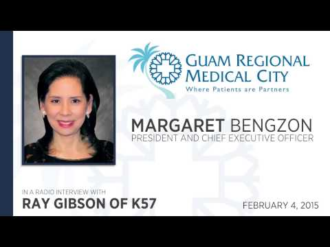 GRMC - Margaret Bengzon Interview with K57