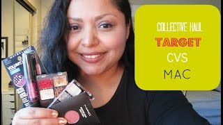 Collective Haul: CVS | Target | MAC Thumbnail