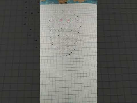 Pixel Art Glace Kawaii