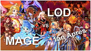 NosTale - SP mage au LoD en Solo 1an plus tard