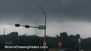 5/25/2015  Gatesville TX Tornado