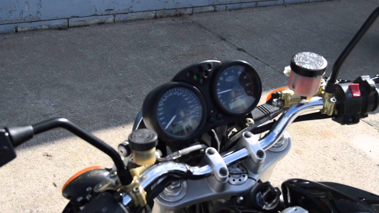 Ducati Monster   Levers