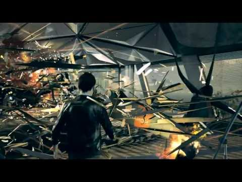 Quantum Break -- When Time Stutters and Freezes