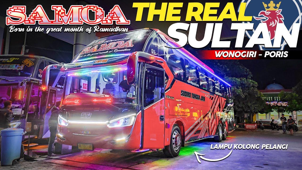 "ARMADA TIKTOK PALING MBOISSS & KECE‼️😍 - Trip Sudiro Tungga Jaya ""SAMOA"" (Solo-Poris)"
