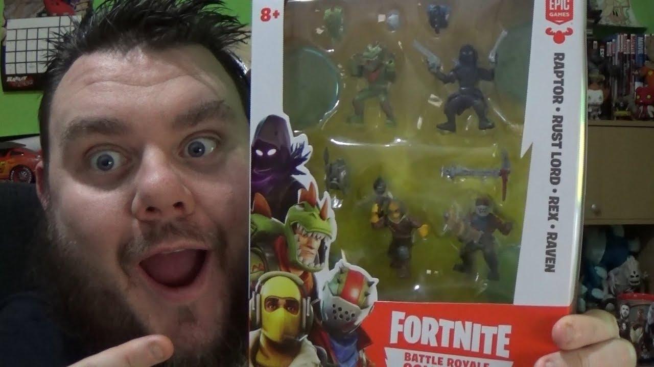 Download Fortnite Battle Royale Collection Squad Pack Moose Toys