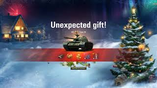 World Of Tanks. Opening 75 Christmas Boxes.  Type 59 For The Win.