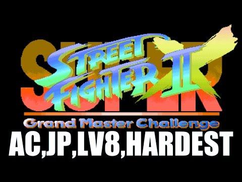 [3/4] スーパーストリートファイターII X(Arcade,JP,LV8,最難)