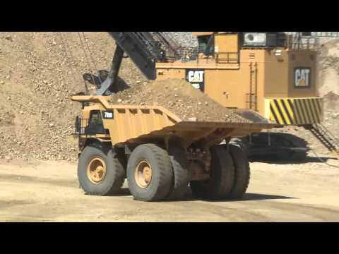 Cat Surface Mining Product Demo