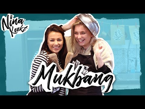 EXTRA: MUKBANG MET MARIJE ZUURVELD | Nina Warink Kookt!  - CONCENTRATE VELVET