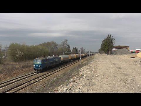 Pociągi towarowe || BYKI ET22 PKP CARGO || MEGA PACZKA