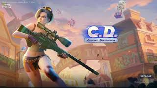 CREATIVE DESTRUCTION | SIMILAR A FORNITE | BATTLEGROWND | ANDROID GAME