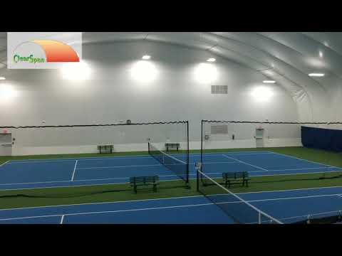 ClearSpan Indoor Tennis Building - Nashville, Tenn.