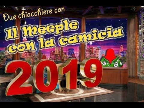 Top 13 Giochi più attesi del 2019 - Due chiacchiere con il Meeple con la Camicia