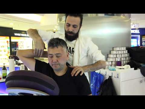Physiotherapy Technicians by Mahmut  Head,Neck,Back,Arm,Finger,Foot Massage relaxing music