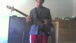 alborosie kingston town bass cover