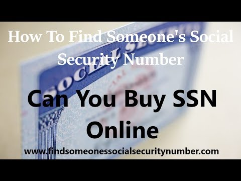 Can You Buy SSN Online? What Is Doxing, Robocheck, Ssndob, Carding & Fullz?
