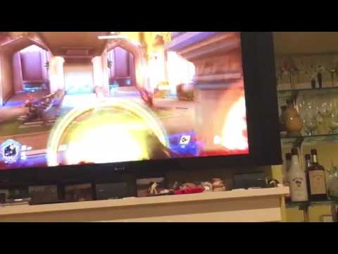Green viper plays overwatch