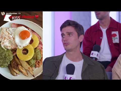 Queer Eye Cast talk Season 2, David Beckham, Little Mix and Trump   Tom On KISS