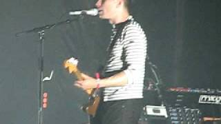 Franz Ferdinand - Take me out (Live @ INmusic Festival, Zagreb 2009)
