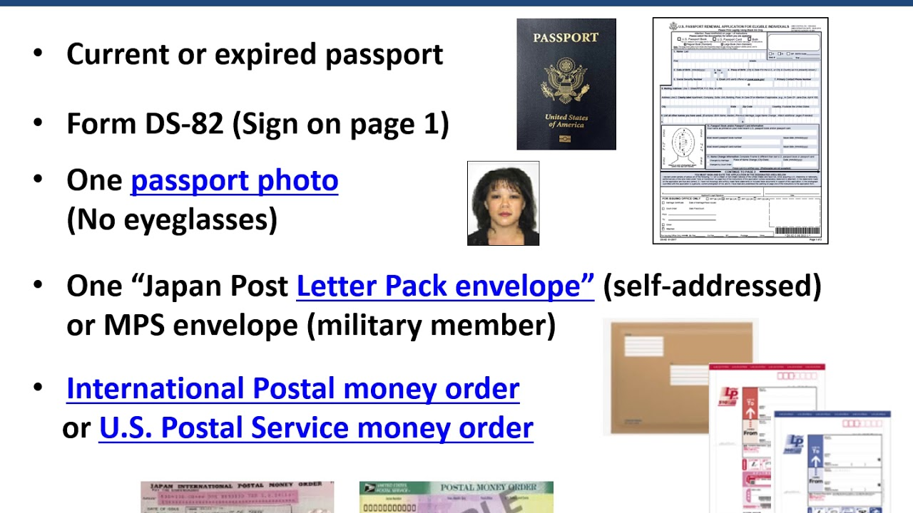 Passport Renewals (age 16 and older) | U S  Embassy