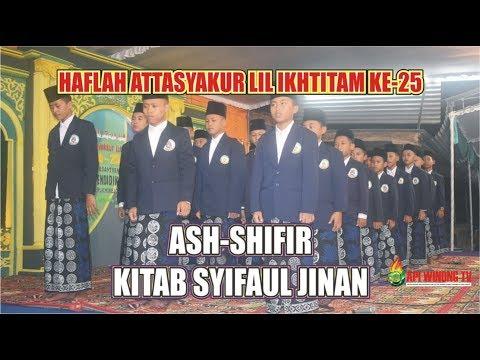 Khataman KITAB SYIFAUL JINAN kelas SHIFIR