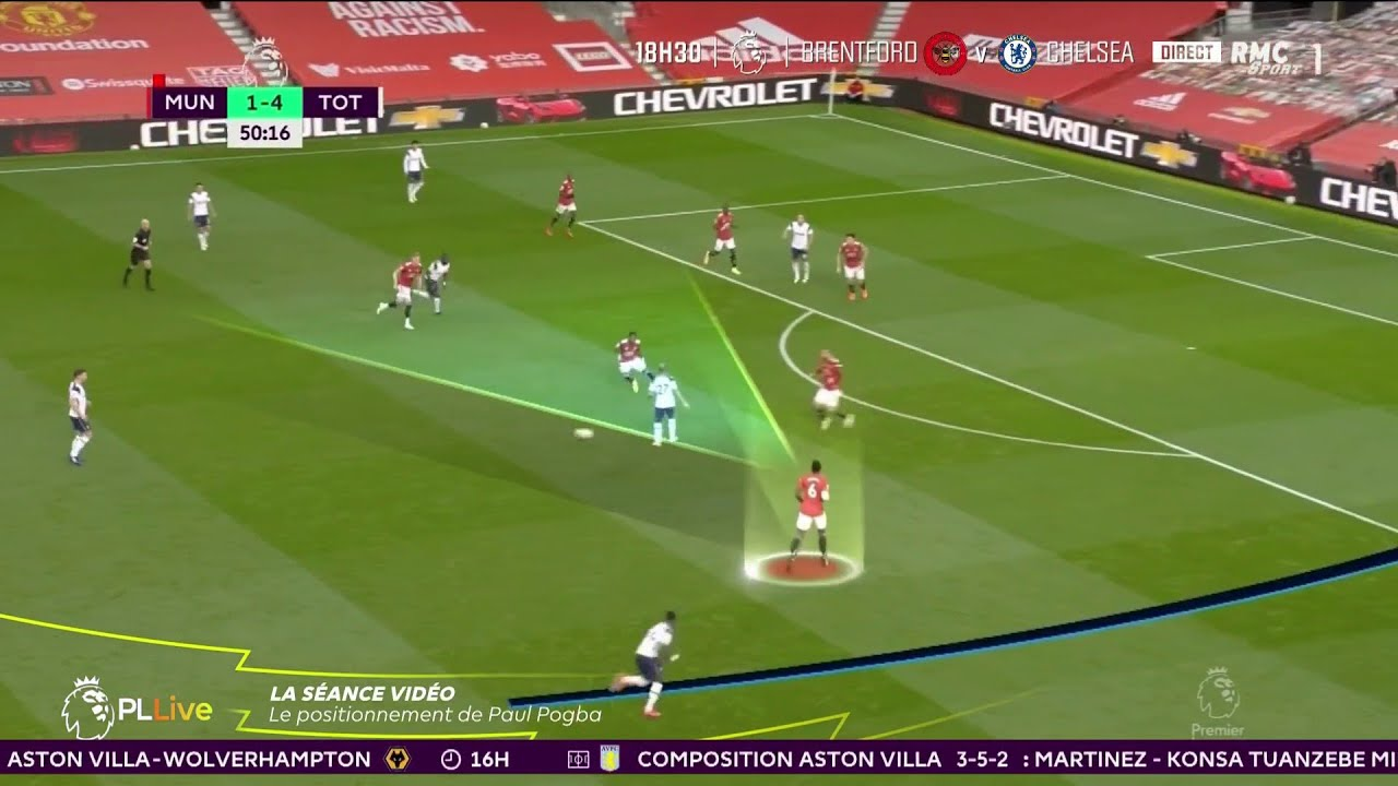 Download PL Live : Quelle est la position idéale de Pogba à Man United ? (La séance vidéo)