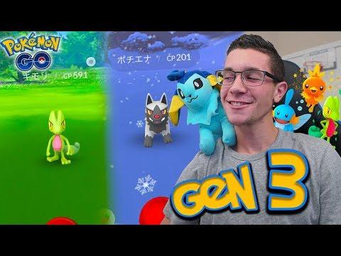 GENERATION 3 PREPARATION + UPDATE LIVE TODAY?