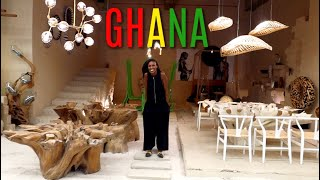 YOU WON'T BELIEVE THESE WERE MADE IN GHANA | When We Were Kings | Things to do in Accra, Ghana