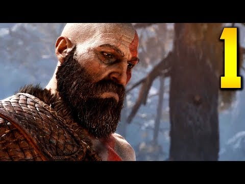 "GOD OF WAR 4 - Part 1 ""THE MARKED TREES"" (Gameplay/Walkthrough)"