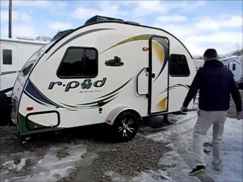 Rpod For Sale >> 2013 Forest River R-Pod 171 i94RV ILLINOIS - YouTube