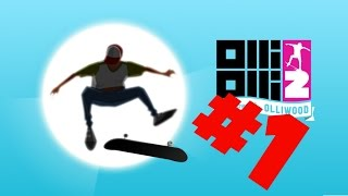OlliOlli 2: Welcome to OlliWood Part 1: Downtown LA - Invisible Gamer Plays