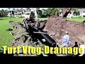 Turf Vlog: Drainage