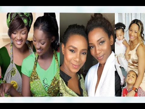 12 Nigerian Celebrities Who Became Mothers Before They Turned 20