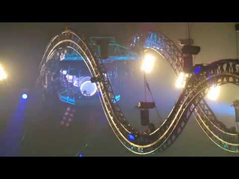 Tommy Lee Roller Coaster Drum Solo Manchester (UK)