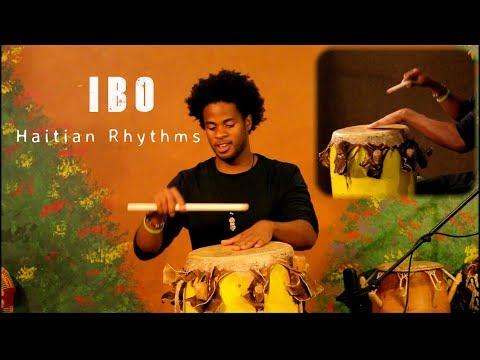 Rhythms of Haiti - Ibo tutorial with Jeff Pierre