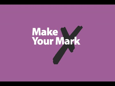 Make Your Mark: Tell UK Youth Parliament what issue your passionate about!