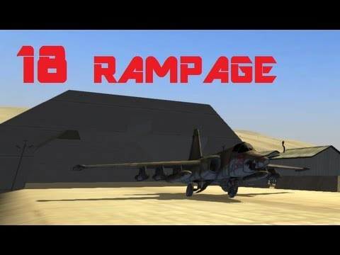 Red Crucible : 73 Easting : 18 RAMPAGE !